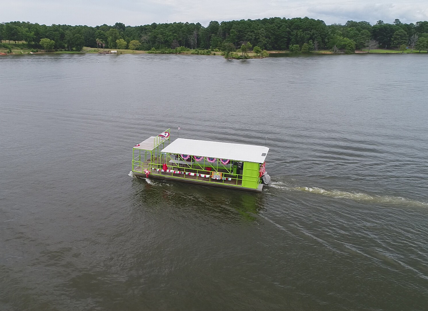 Party Barge Rental