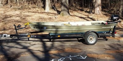 Boat Rental on Lake O' the Pines
